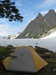 Camp 2 - Elk Pass
