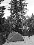Camp 3 - the col of Mt. DeVoe
