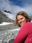 More glacier views