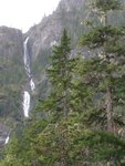 View of Kiwi Falls