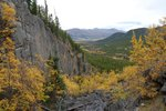 Golden Canyon near Whitehorse Yukon