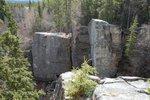 The Rock Gardens, Whitehorse, Yukon