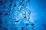 Frozen fluid. Photo by Lee Wasilenko