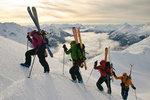 Mount Rohr Adventure. Photo: Ran Zhang