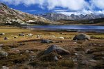 One day hike in a most impressive landscape in Corsica, Lac de Nino. Photo: Michael Kupa