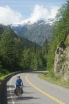 Climbing back up to the Cassiar
