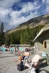 Miete Hotsprings, a good place to relax after seven days of hiking