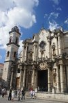 One of the old churches in Havana