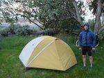 Camping at Wanapum State Park