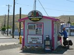 These little drive through coffee shops were all over (this one is in Selah)