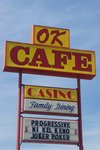 Family Dining and a Casino hand in hand - Welcome to Montana!