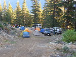 Ninja Camping. Harrison Trail October 2012. Photo: Roland Burton