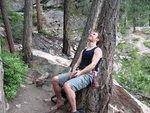 2007_05_26 Skaha Bluffs (15) 'black diamond belay tree'