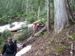 Harrison Hut Route May 13, 2013 006.JPG