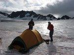 Chapman Peak from high camp
