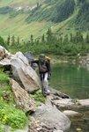 Shore of Daiphy Lake