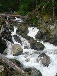 Also Wedgemount Creek