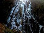 Semi-Frozen Waterfall