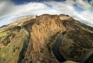 A Different View of Smith Rock