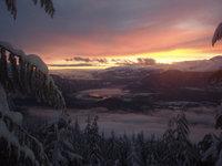 Squamish Valley Sunset