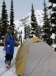 Camping near Rohr Lake