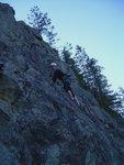 Alice Climbing