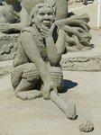 Parksville sand sculpture exhibition