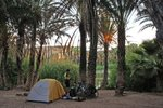 Camping for two nights in sleepy San Ignacio