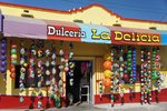 A colourful candy shop in San Jose