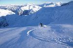 More skiing home