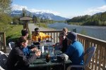 The Watershed in Squamish, the best location for a pub