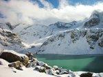 Wedgemount Lake/Mt Cook trip. Photo: Megan O'Brien