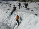 Glacier School 2009. Photo: Roland Burton