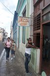 One of the first things we noticed in Cuba is that they are really into pizza. It's the cheapest and most common street food, qu