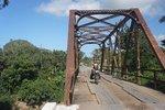 A creaky old bridge