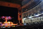 An old Italian style theater, still in use and beautifully conserved
