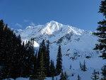 Cool looking sub-summits S of the head of Log Creek