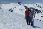 Us and Mt. Fee