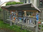 Street Library on St. George & 10th