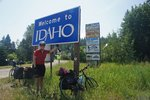 And now we're in Idaho, apparently famous for its potatoes