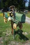 Neat mailbox