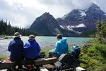 Lunch at Shadow Lake