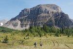 Jan, Maya and Citadel Peak