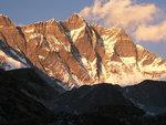 Sunset, Nepal