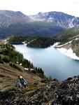 Anne and Ladyslipper Lake