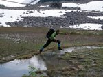 Mahdi jumps the river
