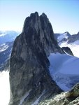 Snowpatch Spire from the Kain