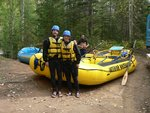 Rafting the Clearwater