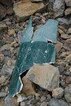 Strange Fibreglass Debris.  This piece is 5 feet long