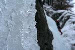 Capricious ice